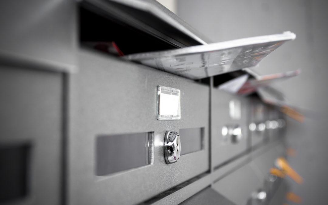 Cómo cambiar la cerradura de un buzón